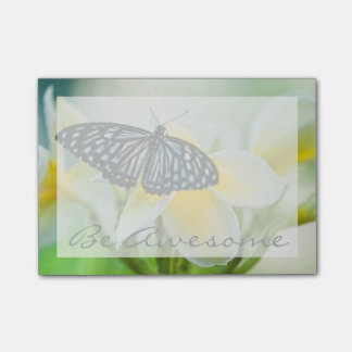 USA, Pennsylvania. Swallowtail butterfly Post-it Notes