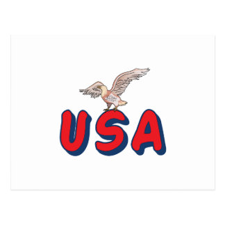 USA POST CARDS
