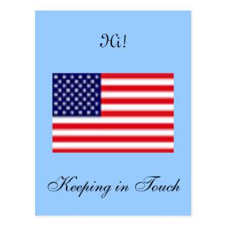 USA Postcard Postcards