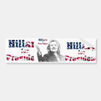 USA Presidential Election Bumper-Sticker Bumper Sticker
