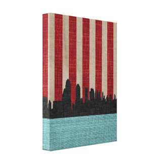 USA Pride Canvas Print