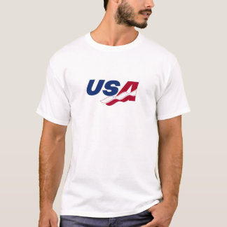 USA Racquetball Tee Shirt