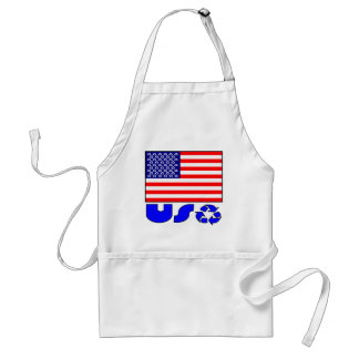 USA Recycled Standard Apron