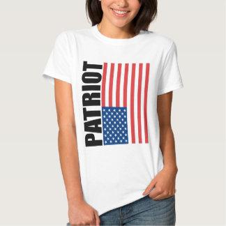 USA Red White & Blue Patriot Tshirts