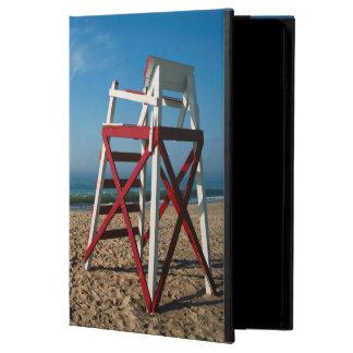 USA, Rhode Island, Charleston Beach, Beachfront iPad Air Cases