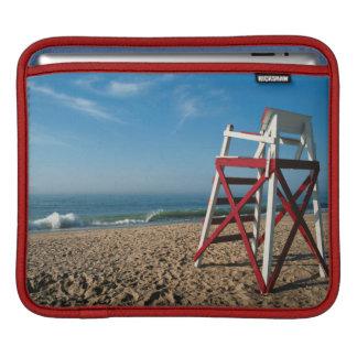 USA, Rhode Island, Charleston Beach, Beachfront iPad Sleeve