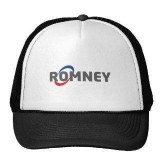 USA-ROMNEY HATS