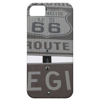 USA Route 66 Americana Hot Rod Cruisin' iPhone 5 Cases