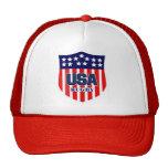 USA Rugby Trucker Cap