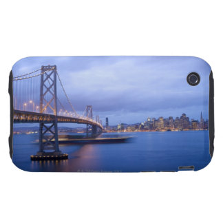 USA, San Francisco, City skyline with Golden 2 iPhone 3 Tough Cover