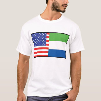 USA/Sierra Leone T-Shirt
