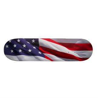 USA SKATE BOARD DECK