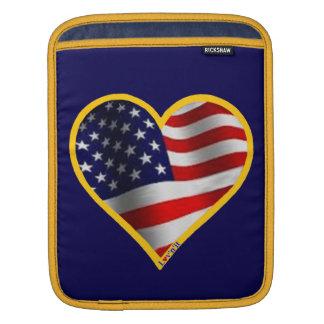 USA sleeve iPad Sleeve