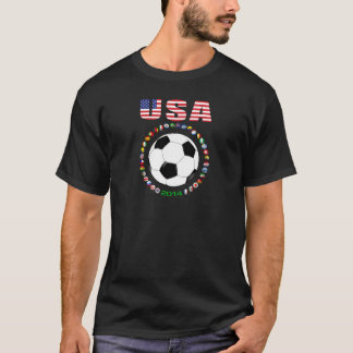 USA Soccer 4017 T-Shirt