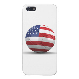 USA Soccer Cover For iPhone 5/5S