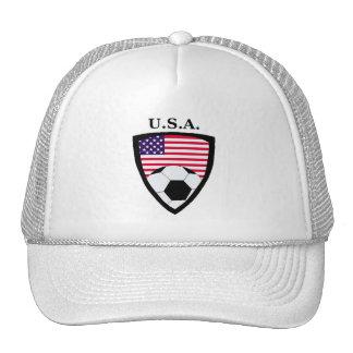 USA Soccer Mesh Hat