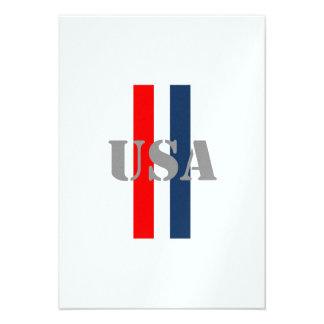 USA Soccer Custom Announcements
