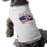 USA Soccer Pet Clothes