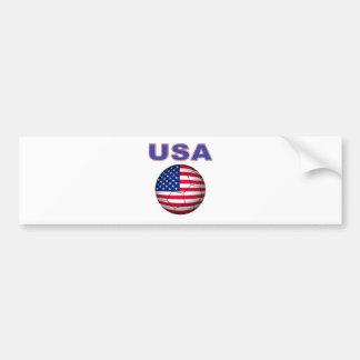 USA soccer T-Shirt Bumper Stickers