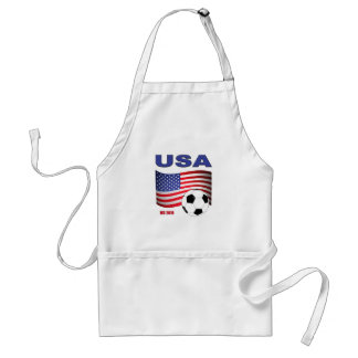 USA Soccer World Cup 2010 Standard Apron