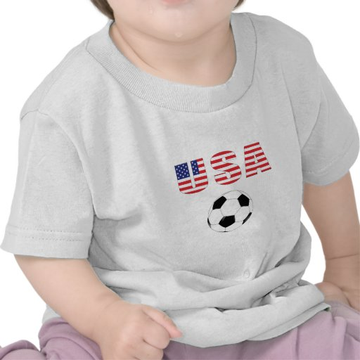 USA Soccer World Cup South Africa  2010 Tee Shirt