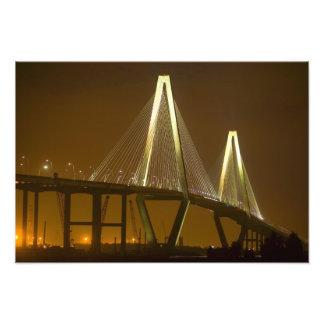 USA, South Carolina, Charleston. Arthur Photo Print