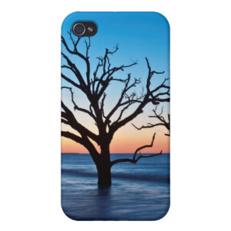 USA, South Carolina, Edisto Island, Botany Bay Cover For iPhone 4
