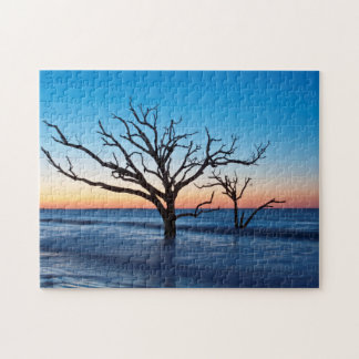 USA, South Carolina, Edisto Island, Botany Bay Jigsaw Puzzle