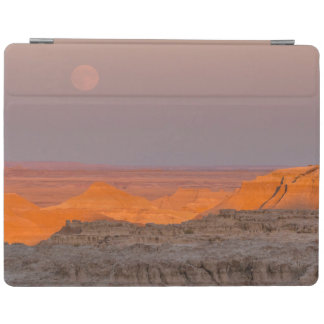 USA, South Dakota, Badlands National Park iPad Cover