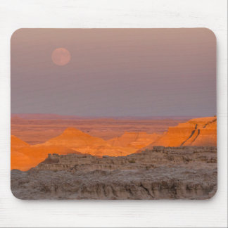 USA, South Dakota, Badlands National Park Mouse Pad