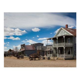 USA, South Dakota, Stamford, 1880 Town, Pioneer Postcard