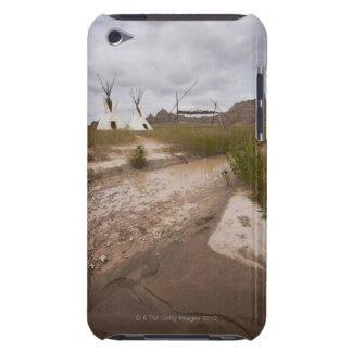 USA, South Dakota, Teepee in Badlands National Barely There iPod Case