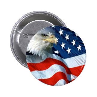USA Spread it's Love_ 6 Cm Round Badge
