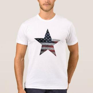USA Star Flag T-shirts
