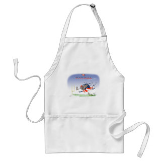 USA stars and stripes, tony fernandes Standard Apron