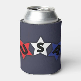 USA Stars Can Cooler