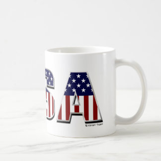 USA, stars n bars - Mug