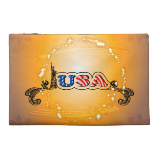USA Statue of Liberty Travel Accessory Bags