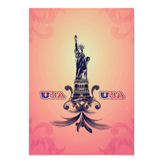 USA Statue of Liberty Cards