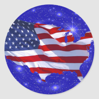 USA STICKERS