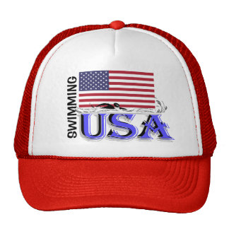 USA Swimming Hat