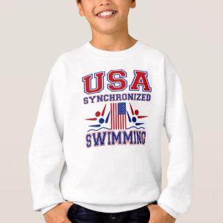 USA Synchronized Swimming Sweatshirt