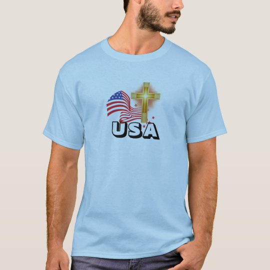 USA T-shirt By: Antsafire