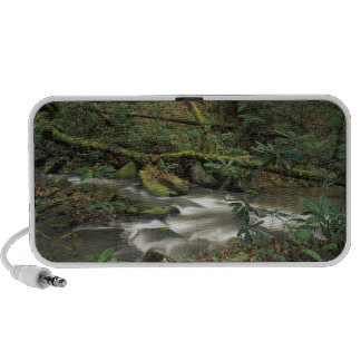 USA, Tennessee. Big South Fork National River Notebook Speakers