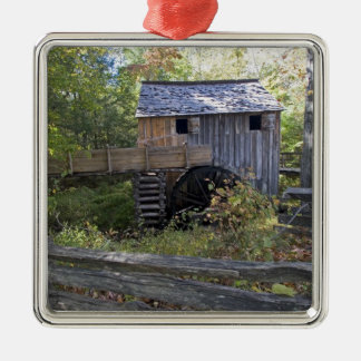 USA - Tennessee. Cable mill in Cades Cove area Christmas Ornament