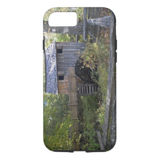 USA - Tennessee. Cable mill in Cades Cove area iPhone 8/7 Case