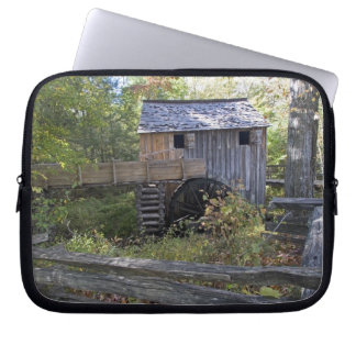 USA - Tennessee. Cable mill in Cades Cove area Laptop Sleeve