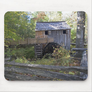 USA - Tennessee. Cable mill in Cades Cove area Mouse Pad