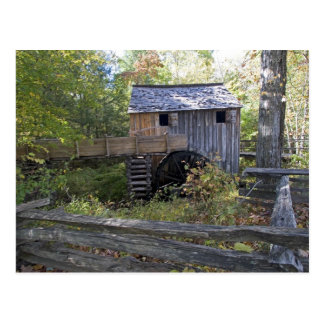 USA - Tennessee. Cable mill in Cades Cove area Post Card