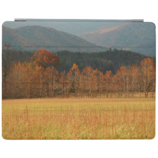 USA, Tennessee. Cades Cove In Smoky Mountain iPad Cover